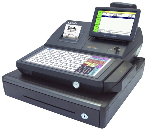Collections – Advance POS and Scale Solutions