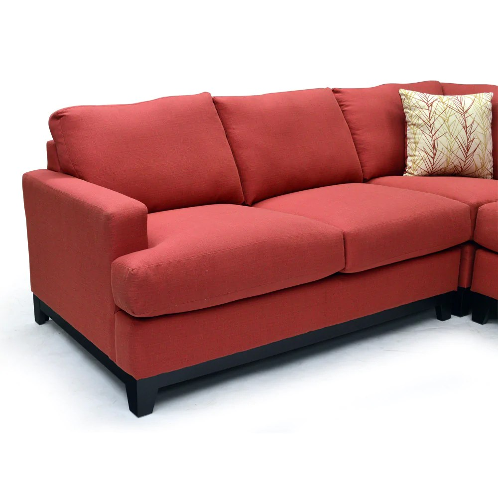 Fabric Sectional Sofas Canada Edmonton Furniture Store Canadian Made Custom Sectional Ideal