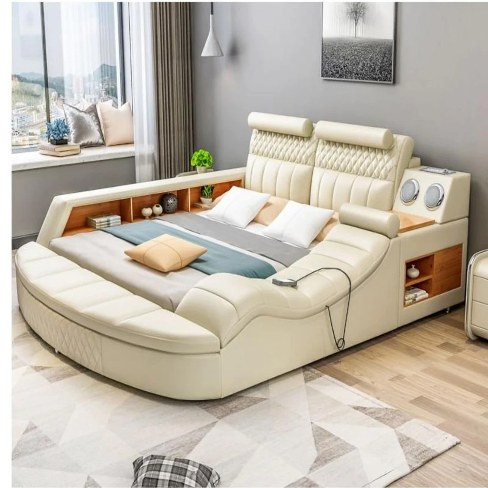 Bed End Storage Leather Bed With Storage Bed End Bench Sofa Massage My Aashis