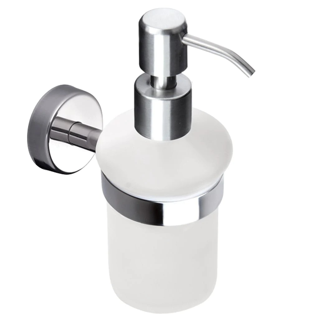 Soap Dispenser Holder Wall Mounted Wall Mounted Soap Dispenser Kapitan Stainless Steel