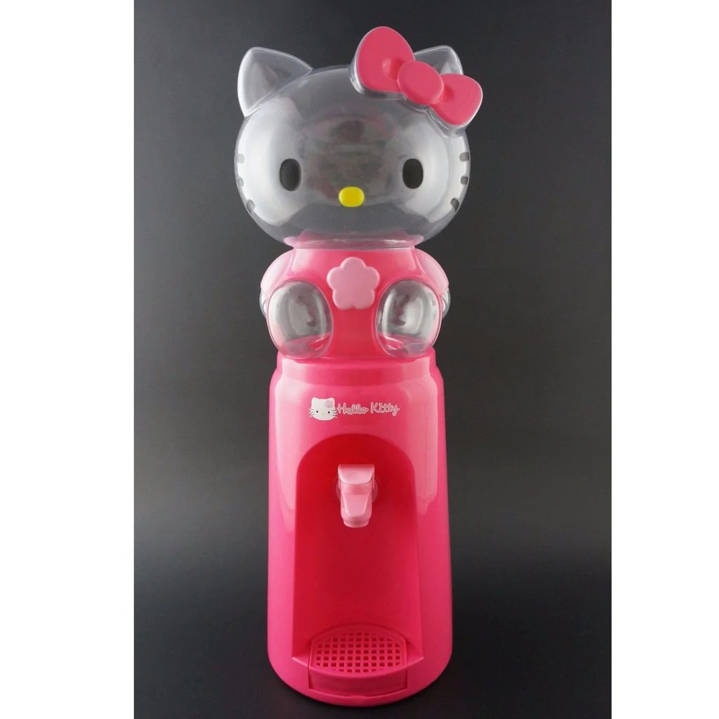 Mini Water Dispenser 2 5 Liters Mini Water Dispenser 8 Glasses Water Dispenser Hello Kitty Style