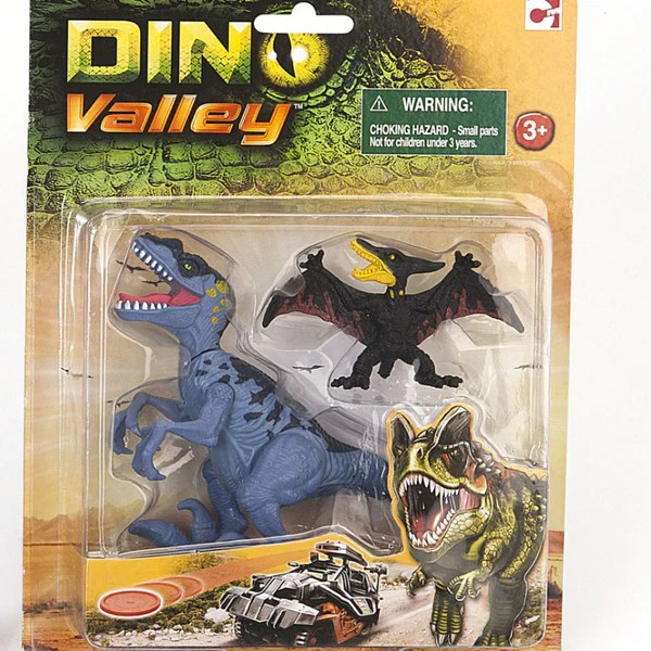 Baby Cots Baby City Dino Valley Dinosaur Pack Playset Chap Mei Little Whale