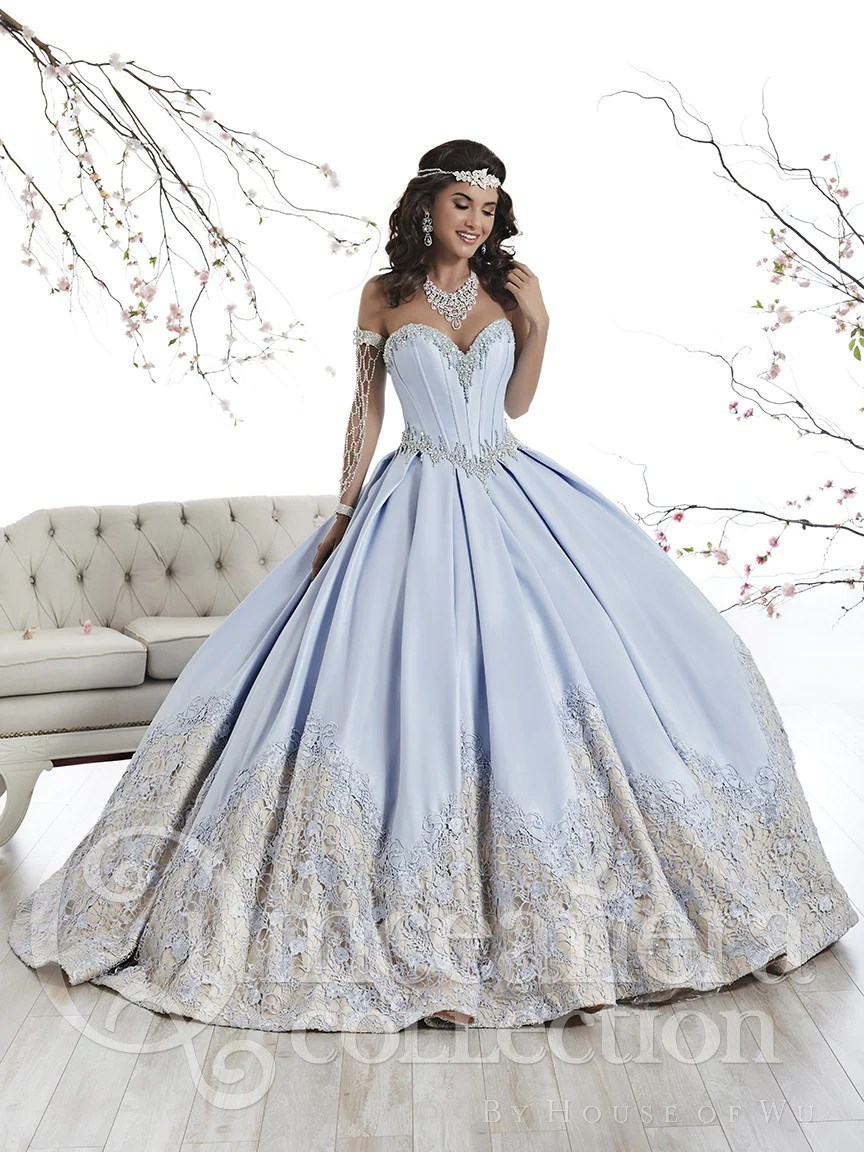 c9ddac7b788 91+ 2018 Blue Quinceanera Dresses Ball Gown Off The Shoulder ...