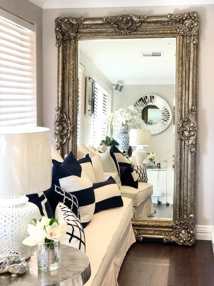 Hamptons Style Luxury Mirrors – Luxe Furniture & Homewares