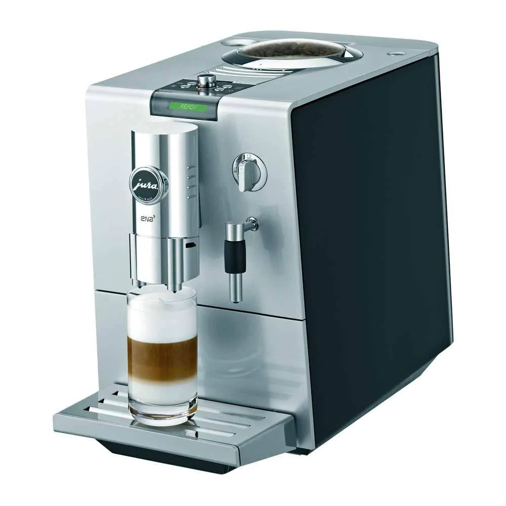 Expresso Jura Jura Ena 9 One Touch Automatic Espresso Machine Factory Refurbished