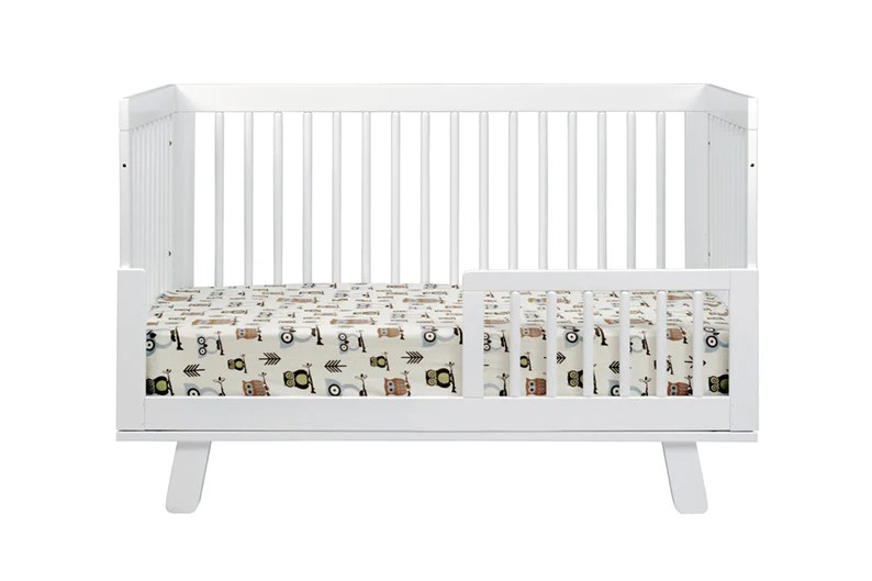 Babyletto Hudson 3 In 1 Cot White The Baby Closet