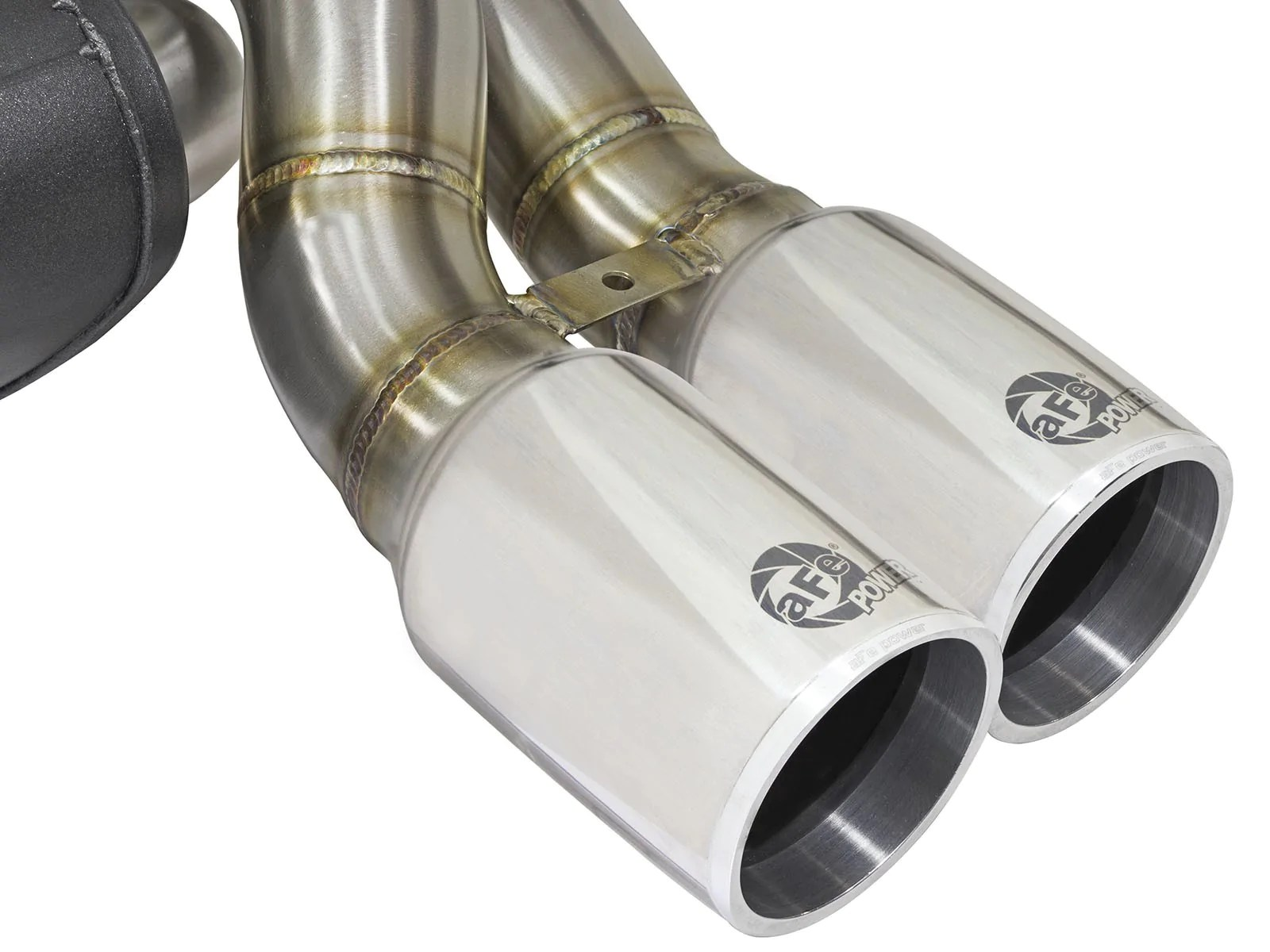 M4 Performance Exhaust M3 M4 Axle Back S55 Mach Force Xp Exhaust System