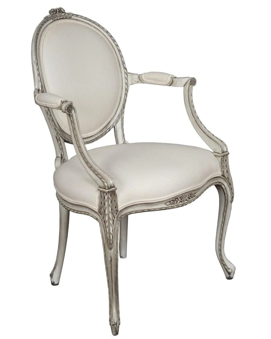 Chaise Style French Louis Xv Style Chaise Upholstered Chair Fsfi 35