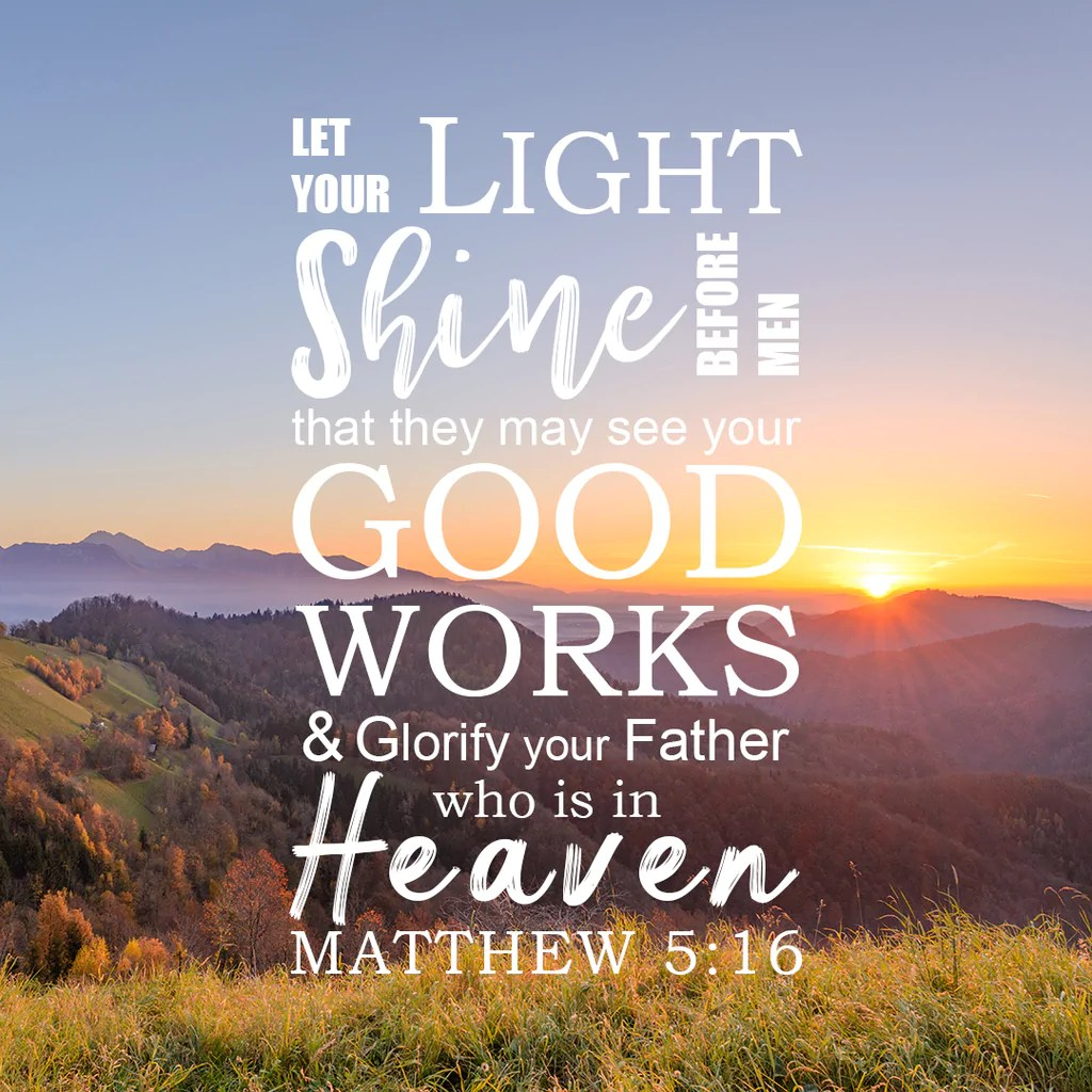Fullsize Of Bible Verses About Light