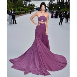 Wonderful Two Pieces Backless Purple Evening Prom Long Sexy Party Prom Long Prom Two Pieces Backless Purple Evening Prom Long Sexy Party Purple Prom Dresses Pinterest Purple Prom Dresses Two Piece
