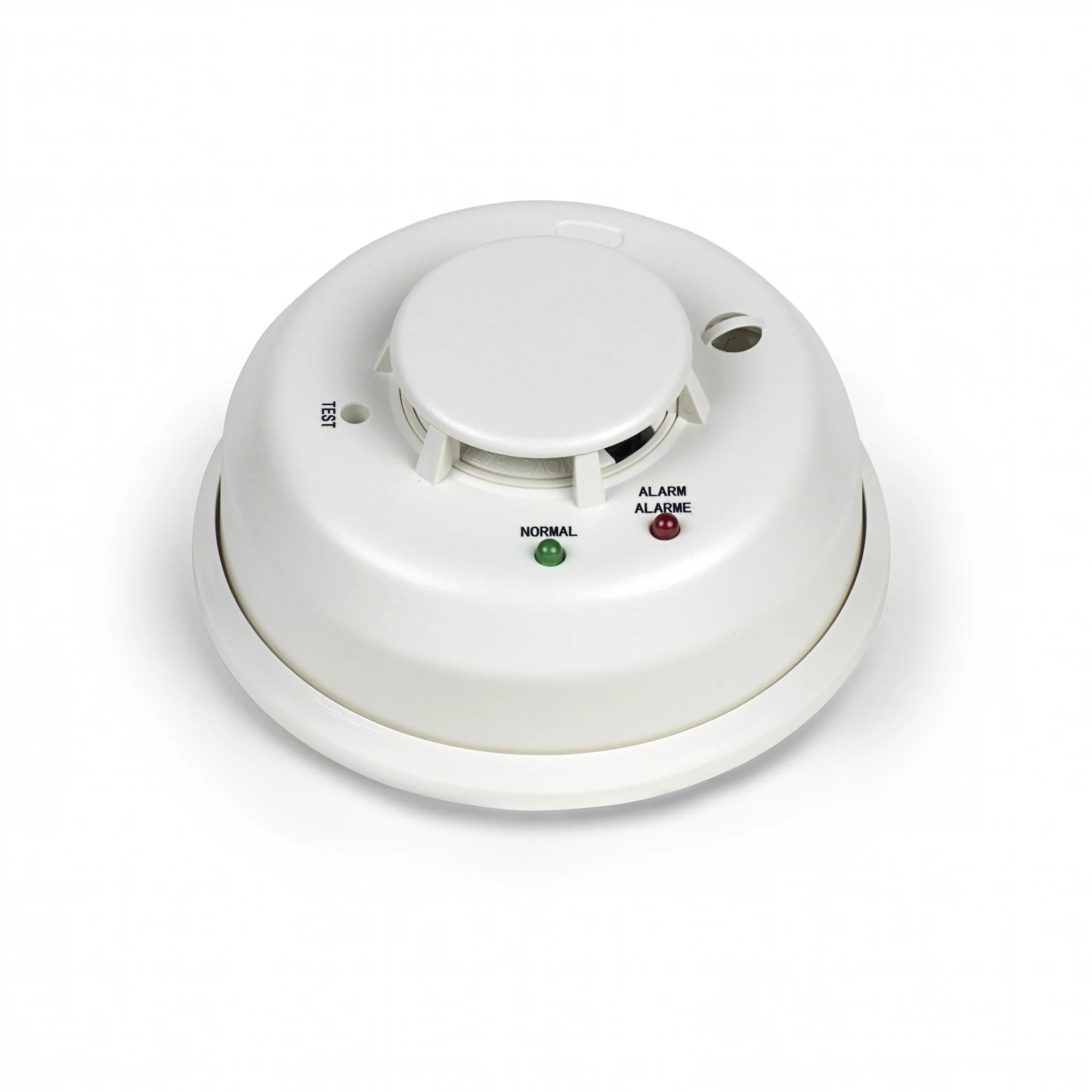 Test Alarme Medallion Series Smoke Detector With Transmitter Sd4 Mc Us