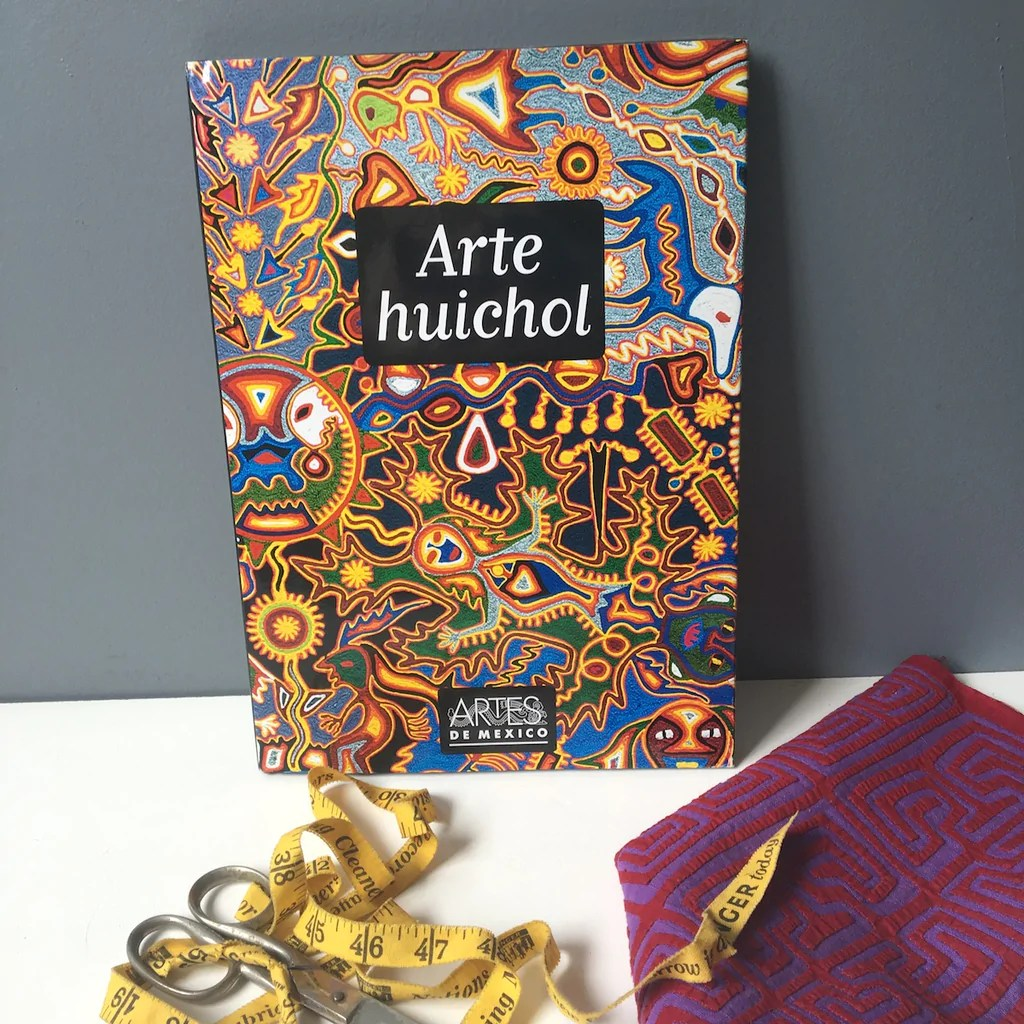 Arte Huichol Mexico Arte Huichol Artes De Mexico Spanish Language Book Of Molas And Mola Artists