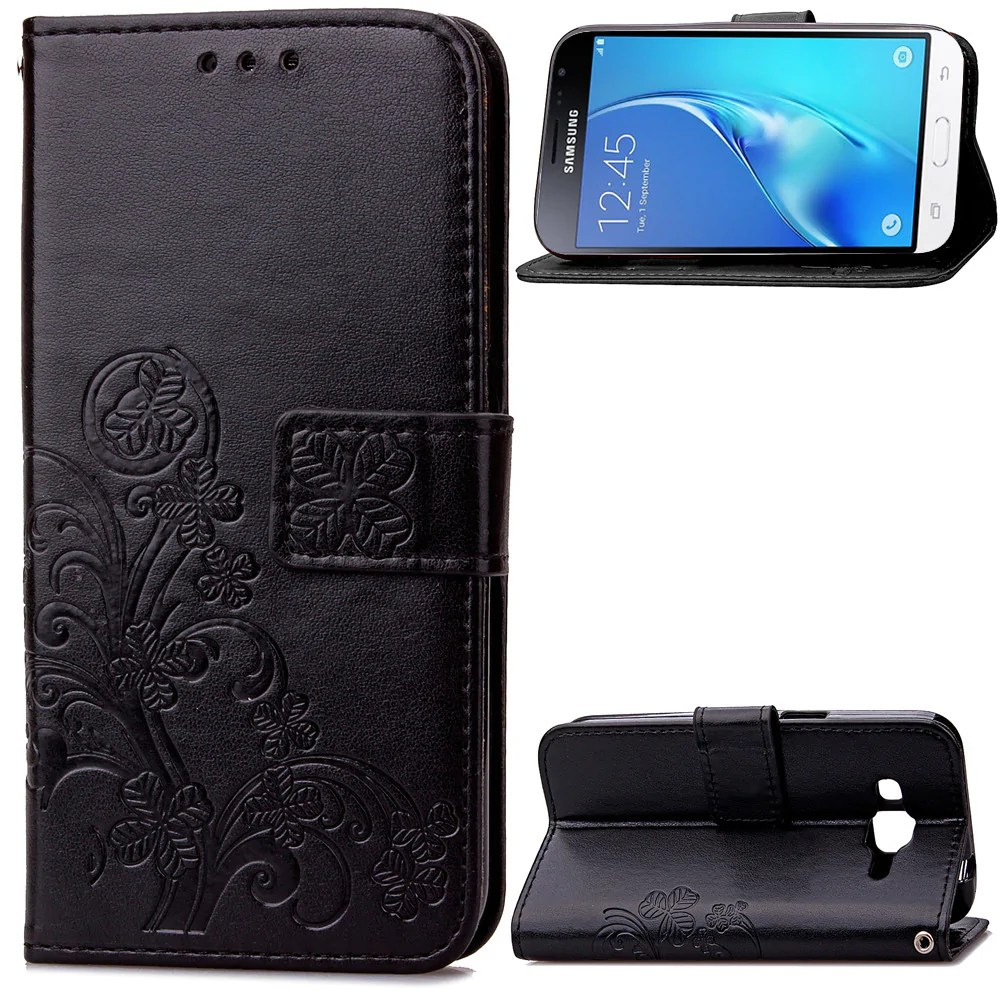 Samsung Galaxy J5 2015 1for Samsung Galaxy J5 2015 J500m J500f Leather Case Stand Wallet Case For Samsung J5 2015 Card Holder Soft Silicone Phone Cover
