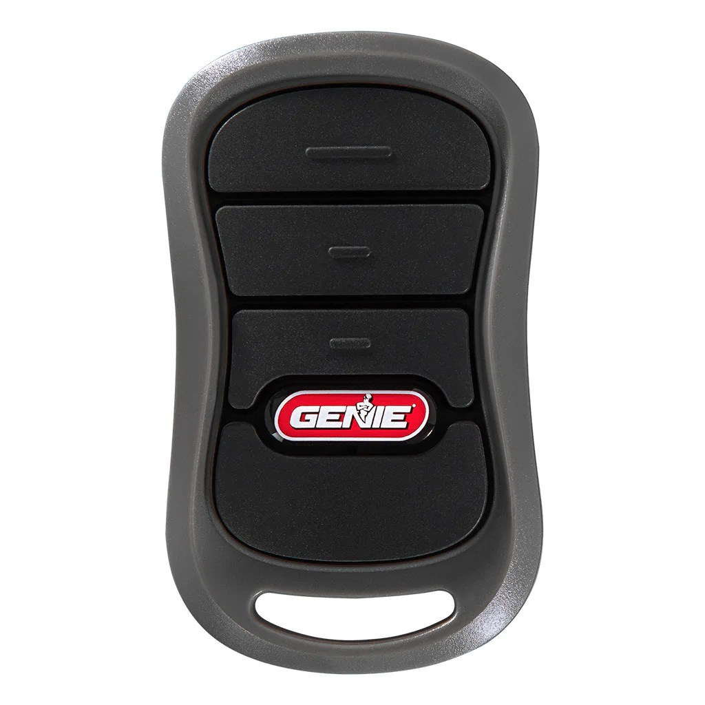 Garage Door Opener Remote Set Up The Genie Company