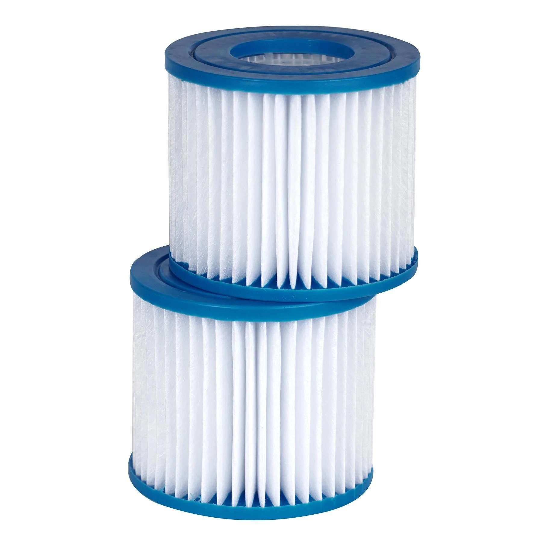 Jacuzzi Replacement Pool Filter Cartridge Replaces Unicel C 4313 Pleatco Pbw4pair Twin Pack Pool