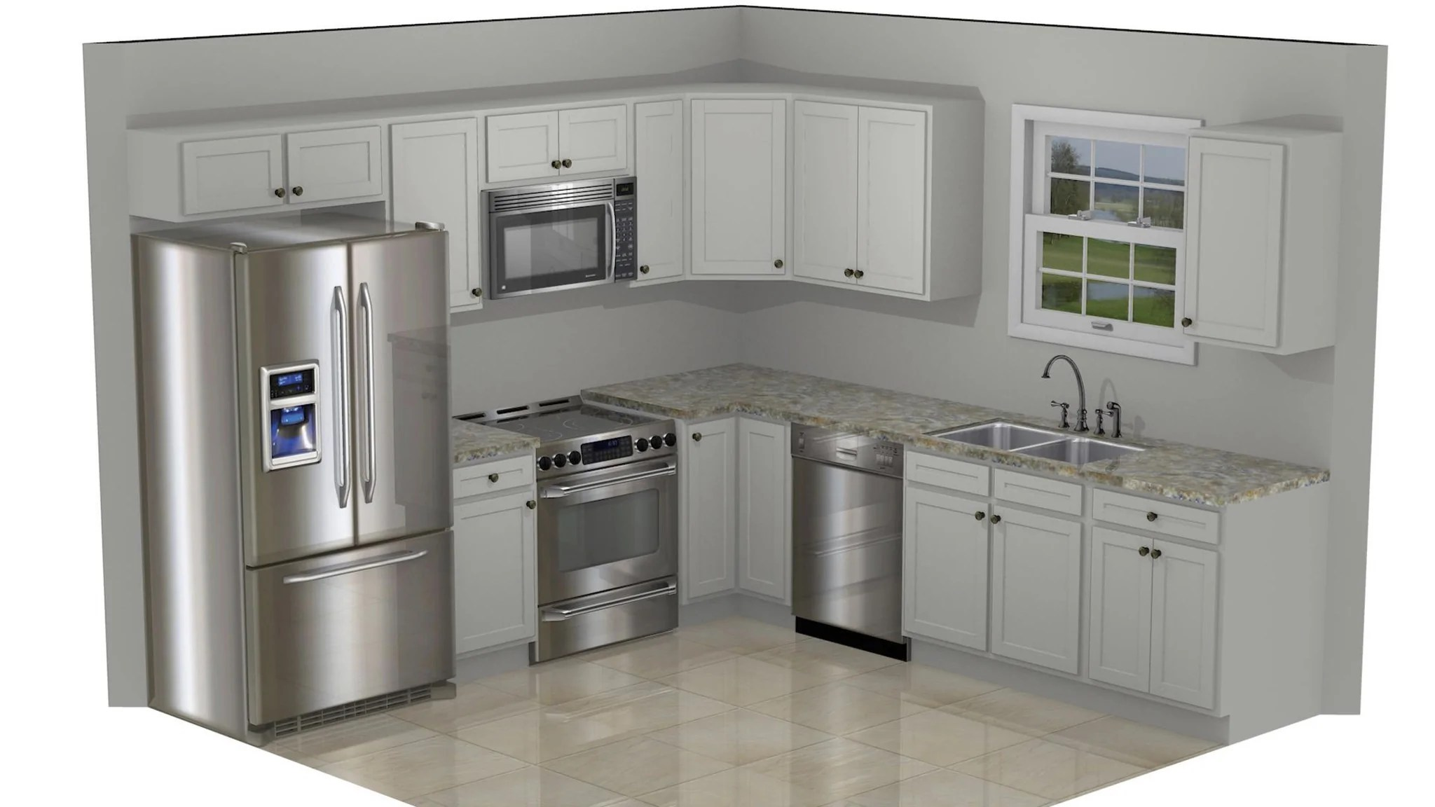 Kitchen Cabinet 10 X 10 What Is A 10x10 Kitchen Wholesale Cabinet Supply