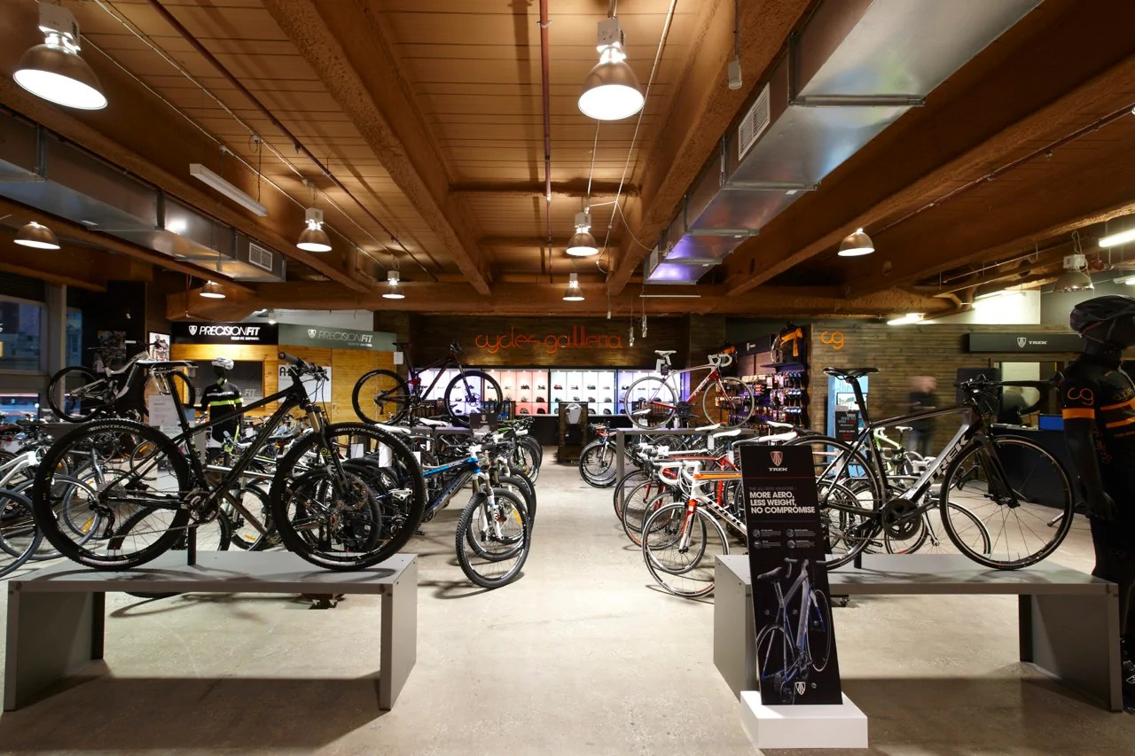 Bicycle Shop Ringwood Melbourne Cbd Cycle Shop And Bike Repair Centre In Qv