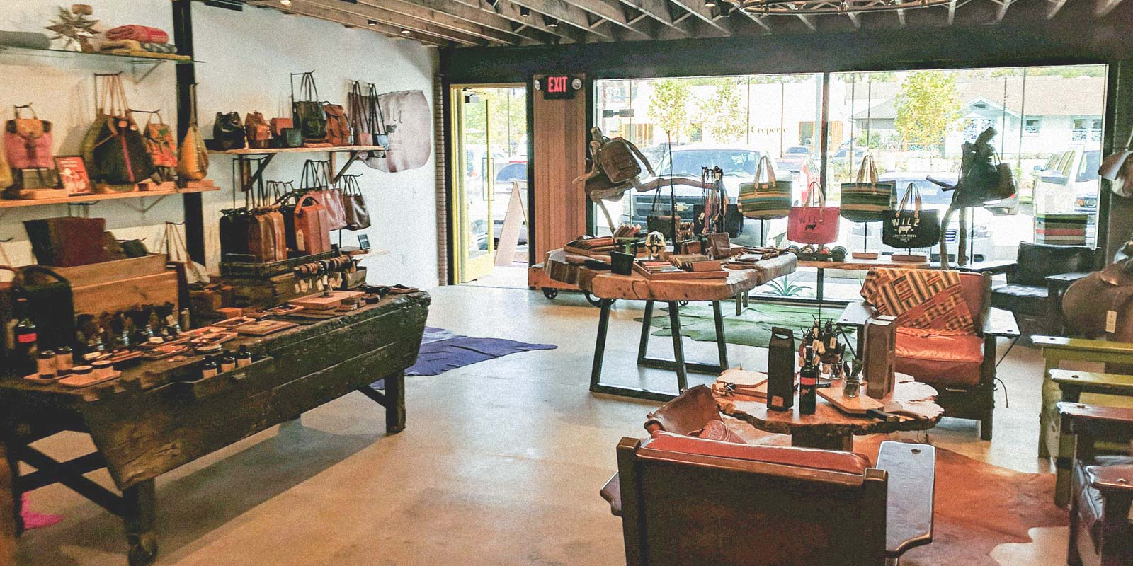 Leather Shop Houston Store Will Leather Goods