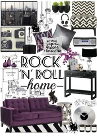 Rock And Roll Bedroom Ideas - Home Design