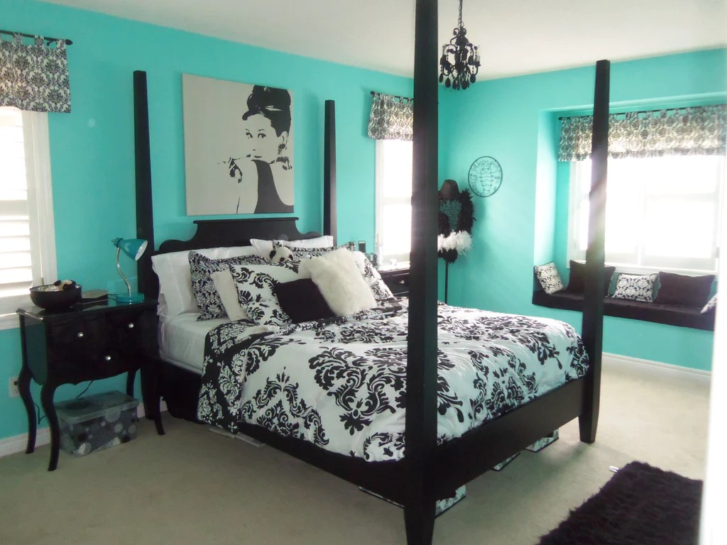 Teal Pictures Bedroom Decorating With Accent Colors Home Decor Accessories To Go With