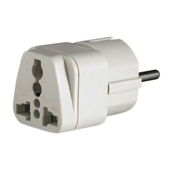 Travel Adapter Eu To Uk Universal Us Uk Au To Eu Grounded Power Plug Adapter