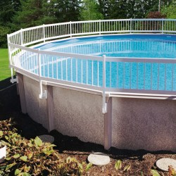 Small Of Above Ground Pool Fence