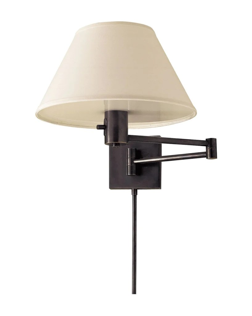 Arm Lamp Classic Swing Arm Wall Lamp