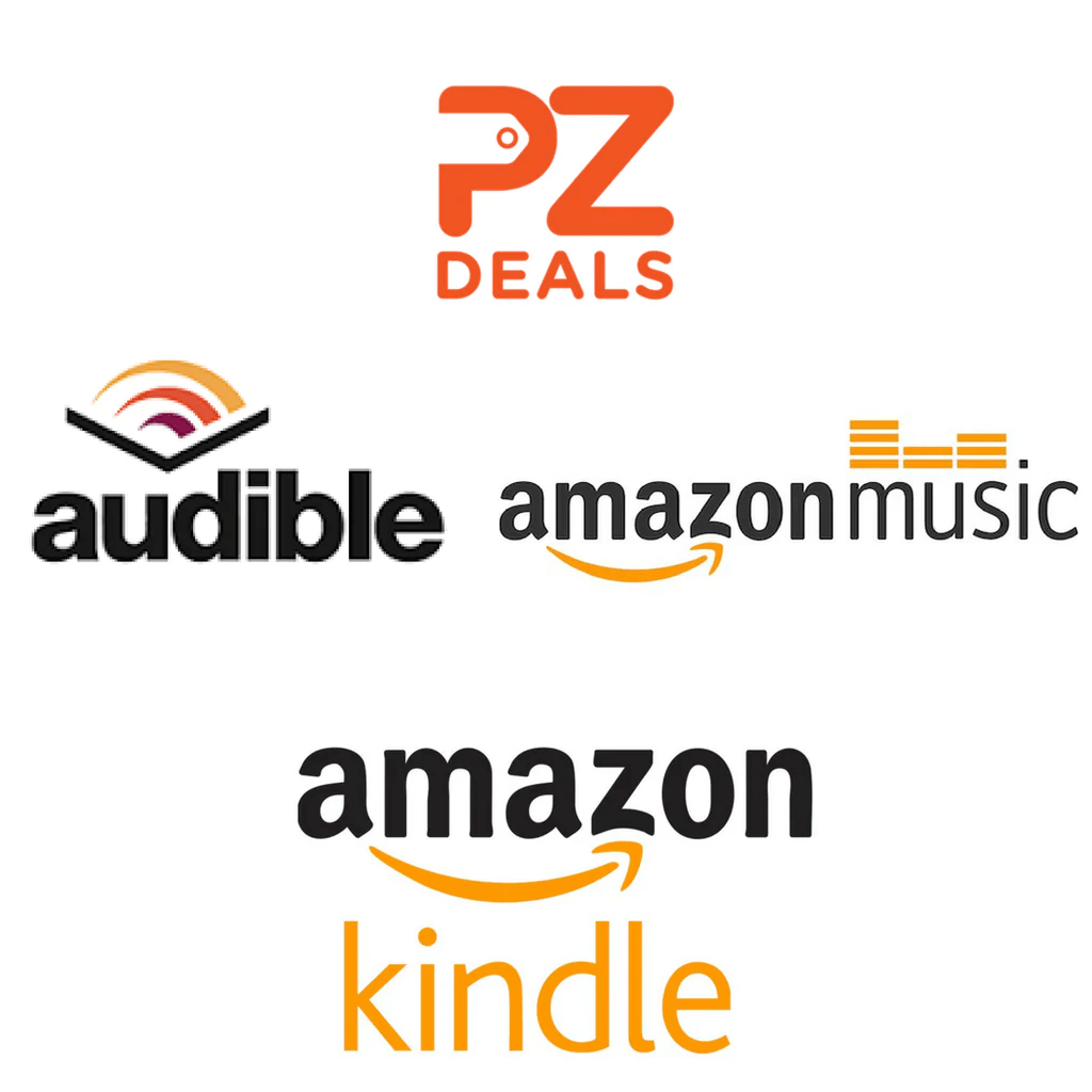 Amazon Audible Music Amazon Kindle Audible And Music Unlimited On Sale Pzdeals