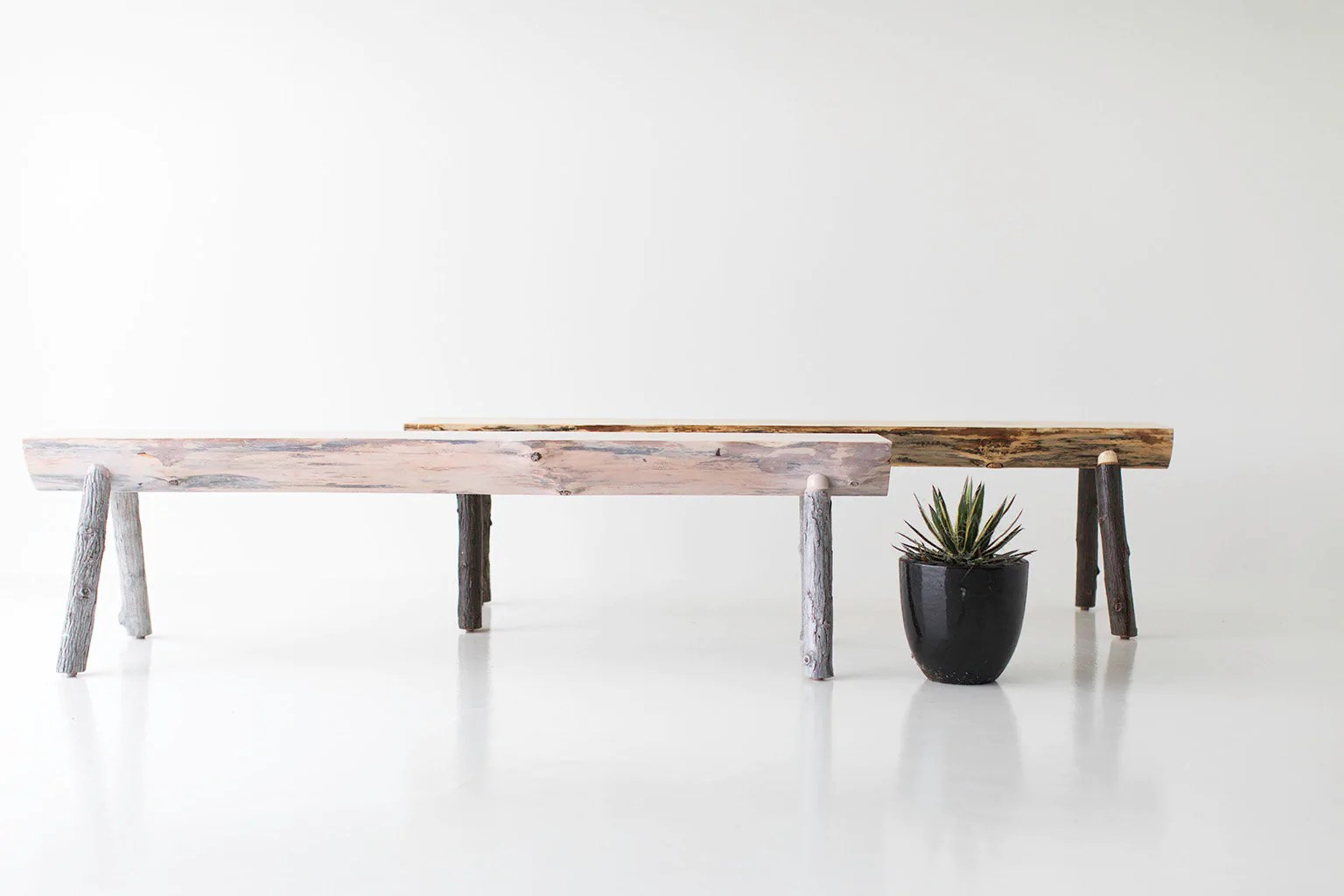 Wooden Bench Table Wooden Bench 0218