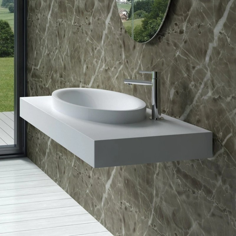 Large Of Wall Mounted Sink