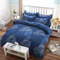 2016 3/4pcs Bedding set Family Cotton Bedding Set Bed ...