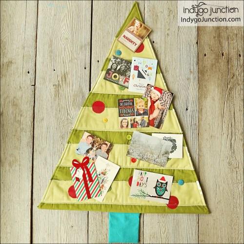 Medium Crop Of Christmas Card Holder