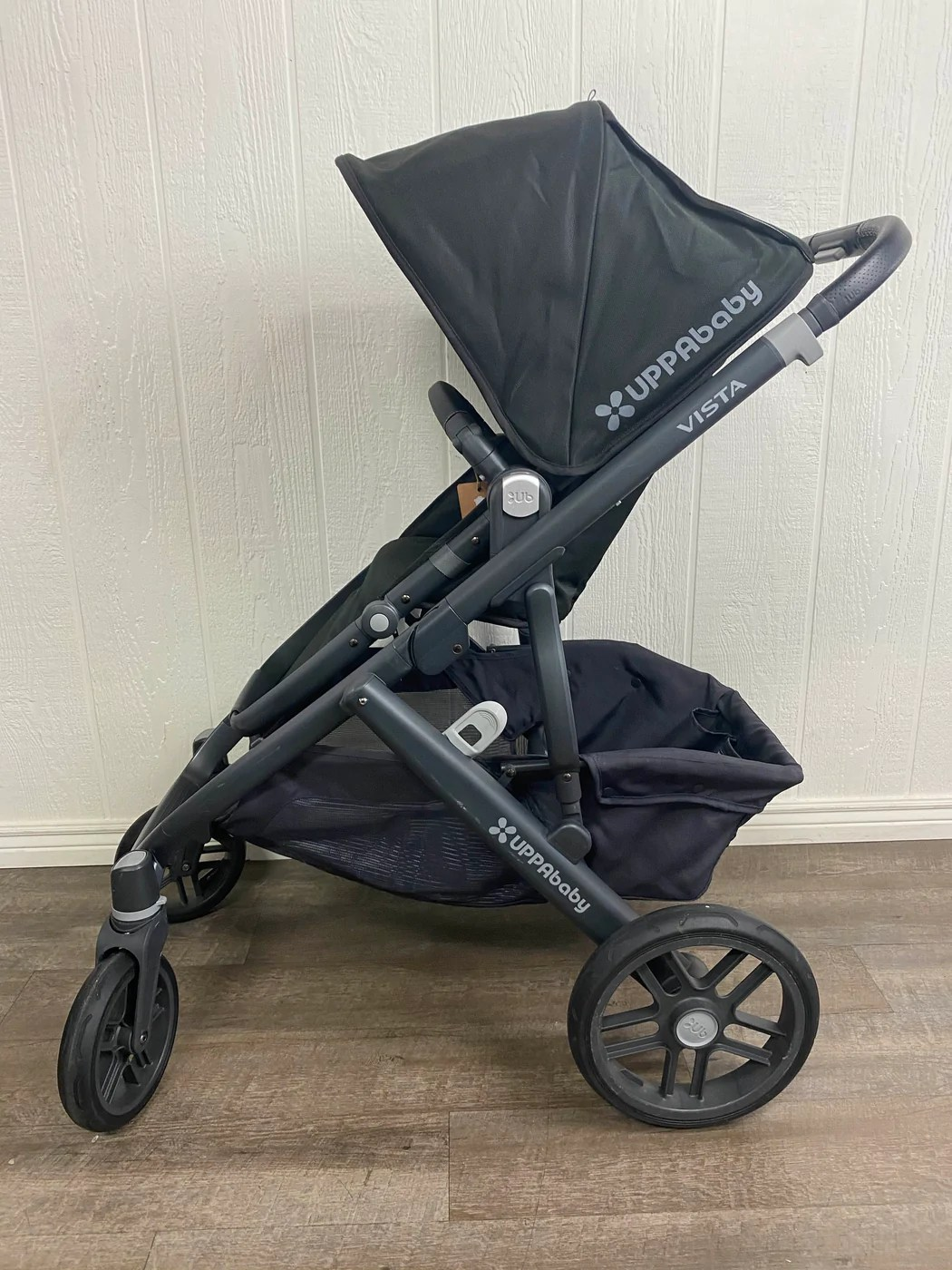 Baby Travel Systems Clearance Uppababy Vista Stroller 2018 Jake Black