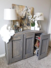Radley Hidden Shoe Cabinet - Free Plans | HandmadeHaven ...