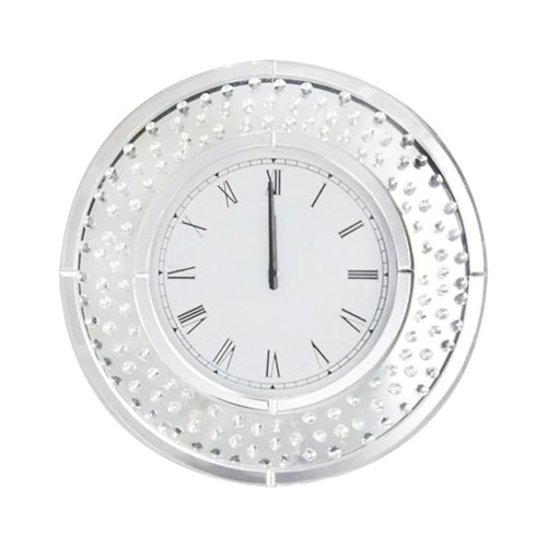 Medium Of Floating Wall Clock