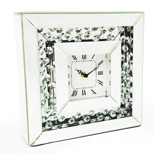 Medium Of Floating Wall Clock