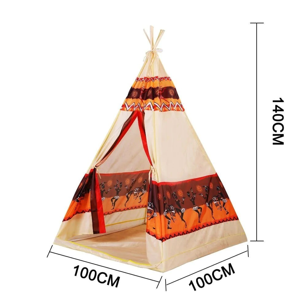 Teepee Kids Children Indian Teepee Play Tent