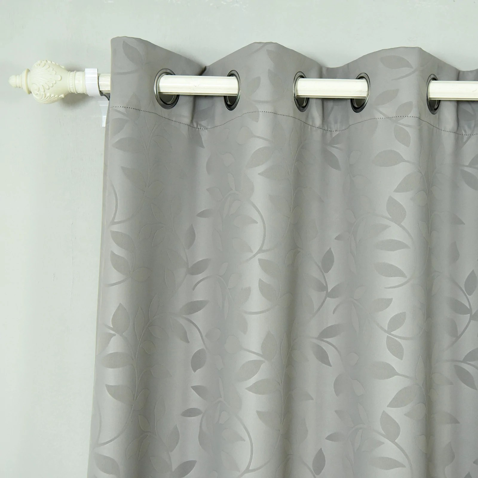 Curtains Pelmets 2 Blackout Thermal Insulated Curtains And Grommet Window Treatment Drapes 52x64 Home Furniture Diy Breadcrumbs Ie