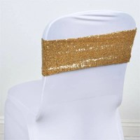 SEXY Spandex Chair Sashes