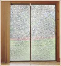 Pebble Static Cling Clear Decorative Window Film  Window ...