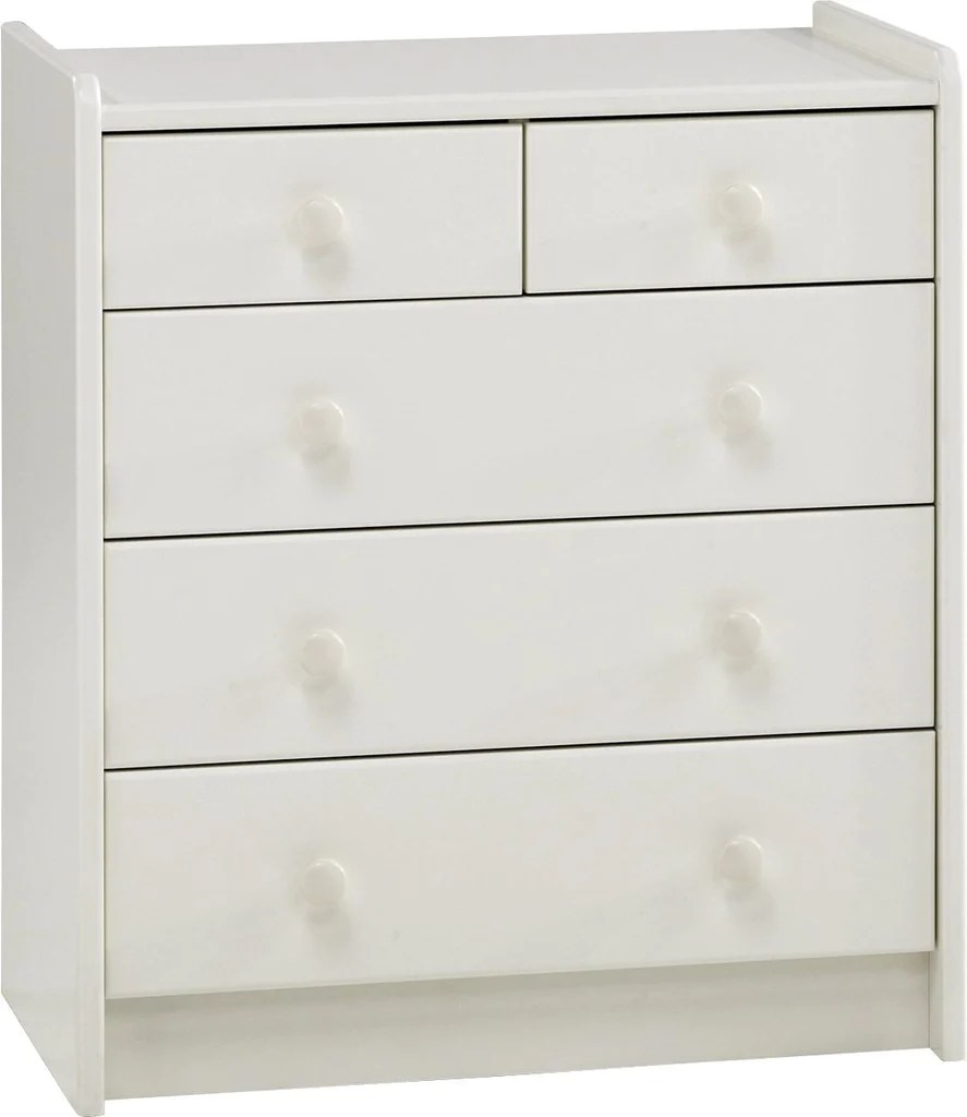 Steens For Kids Steens 2 3 Kids Chest Of Drawers In White