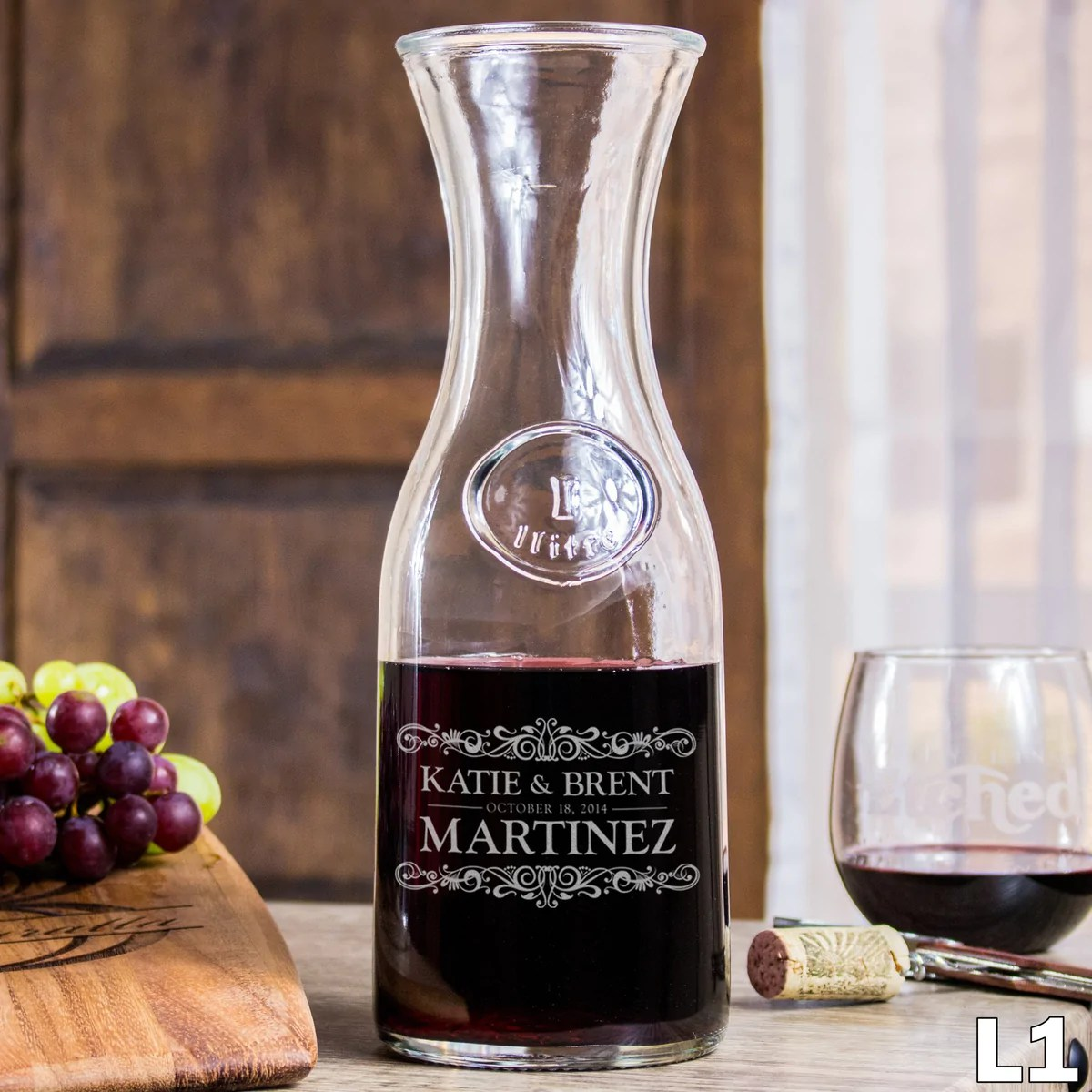 Decanter Wine Glas Wine Decanter L1