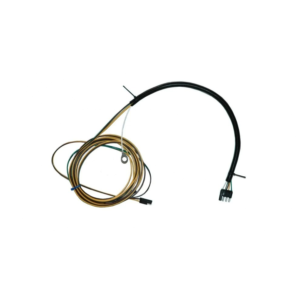 rubber boat wiring harness sleeve
