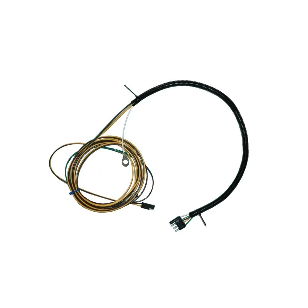 wire harness connector for boat trailers