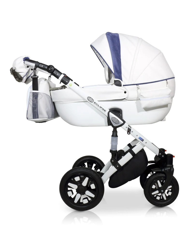 Car Seat Carrier Stroller Eclipse Geographic 3in1