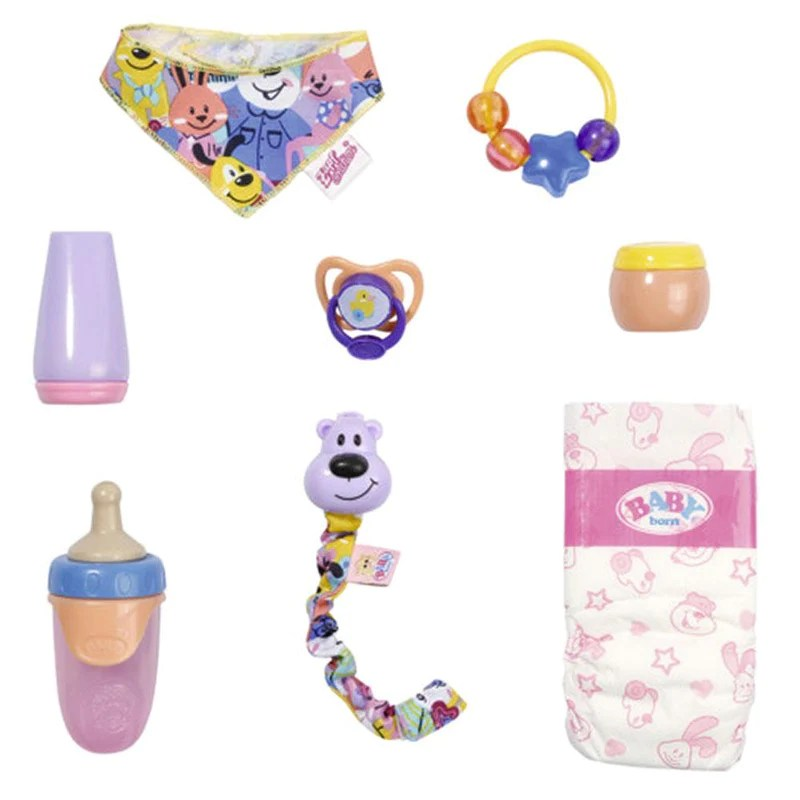 Baby Born Deluxe Starter Set Shop Online At Toy Universe - Starterset Baby