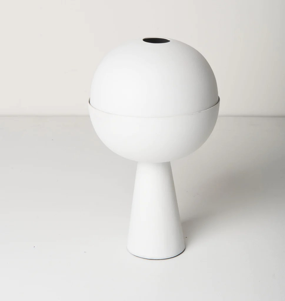 Urban Nature Interieur Incense Burner White