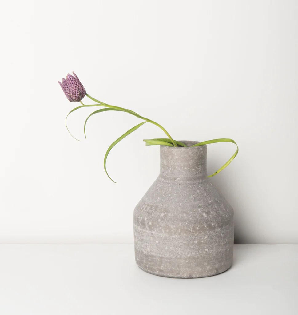 Urban Nature Interieur Vase Urban Concrete Ø14