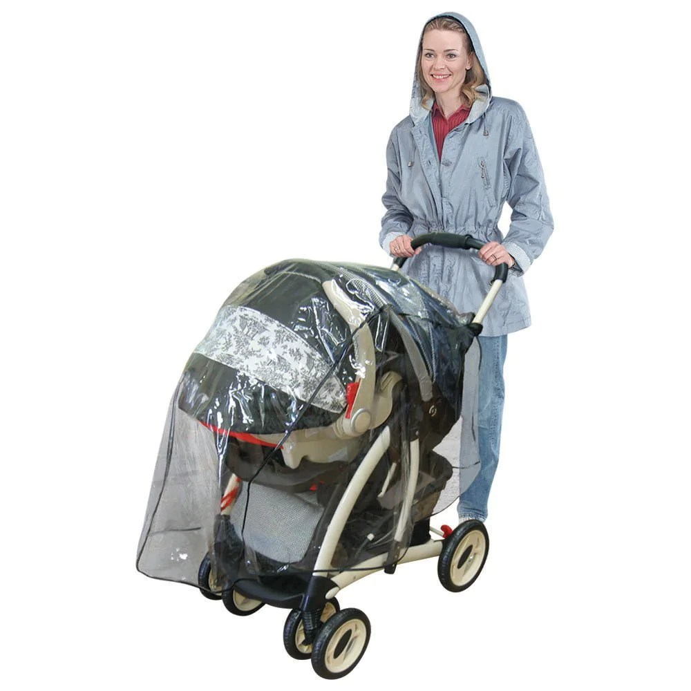 Zobo Travel System Weather Shield Jeep Travel System Weather Shield Baby Rain Cover Universal Size To Fit Most Travel Systems