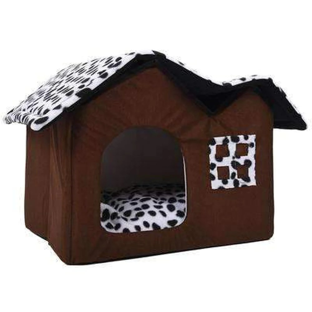 Double Dog Bed High End Double Dog Room Kennel Bed